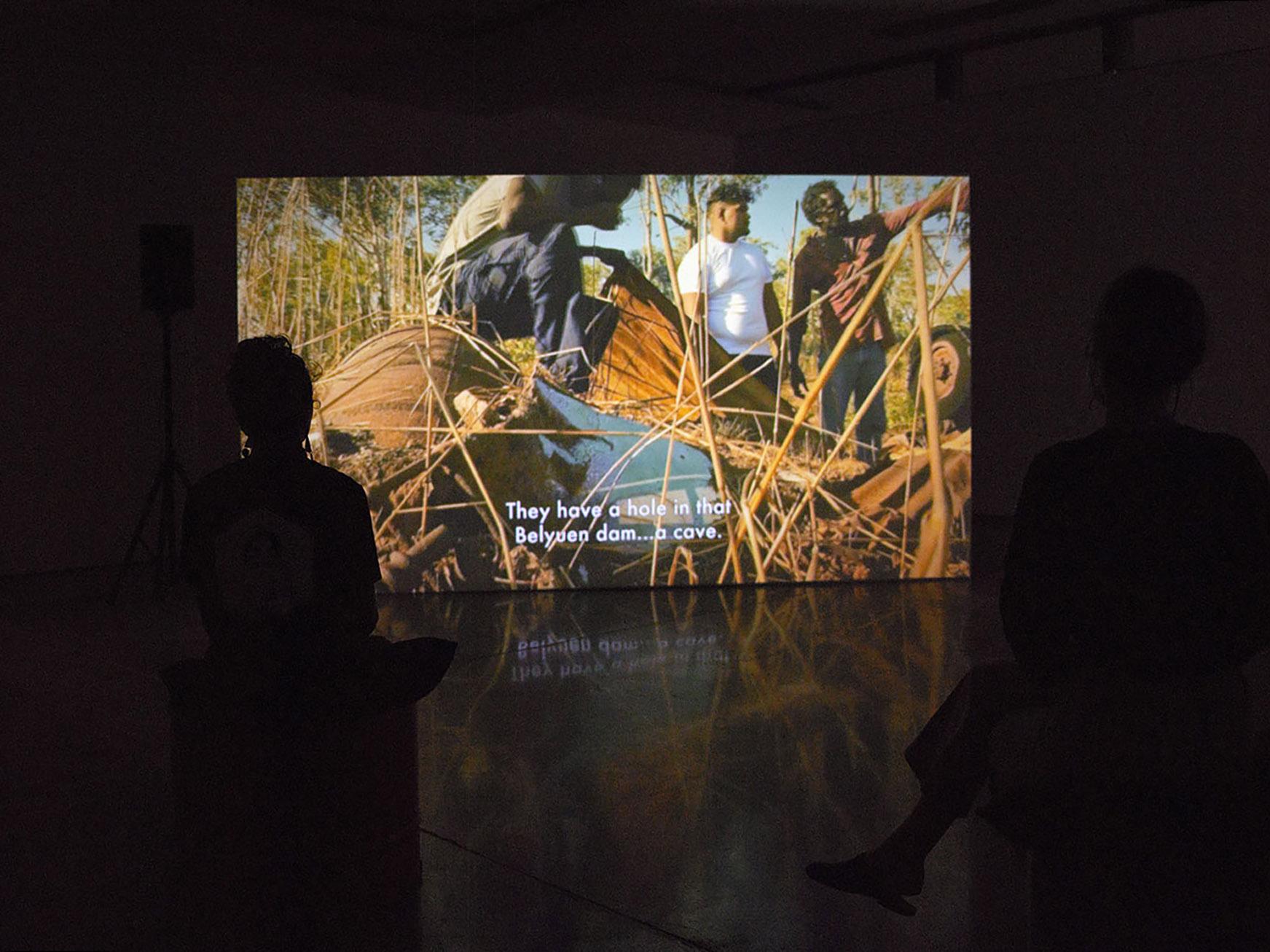 Karrabing Film Collective_The Mermiads Mirror Worlds_4_Photo_Carl Warner