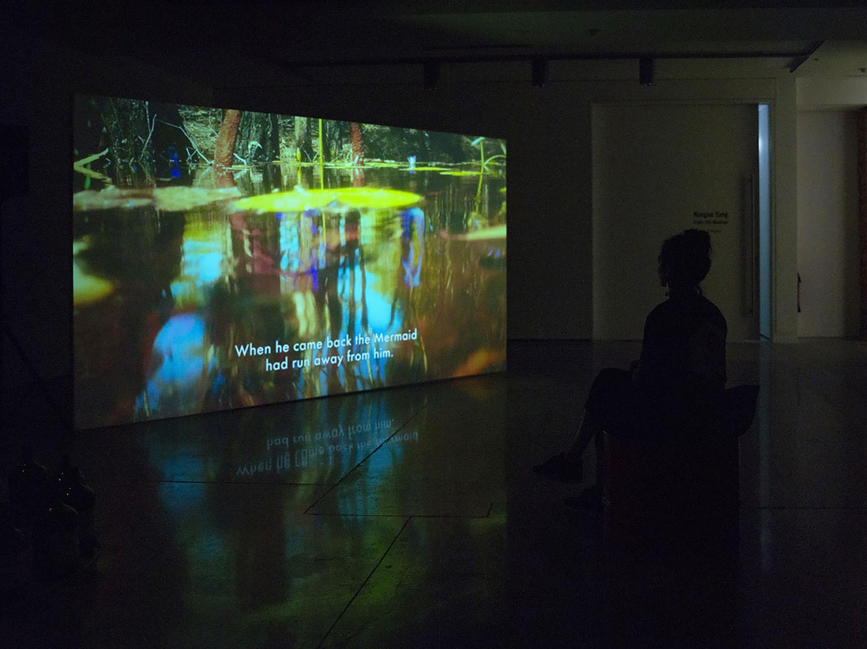 Karrabing Film Collective_The Mermiads Mirror Worlds_5_Photo_Carl Warner