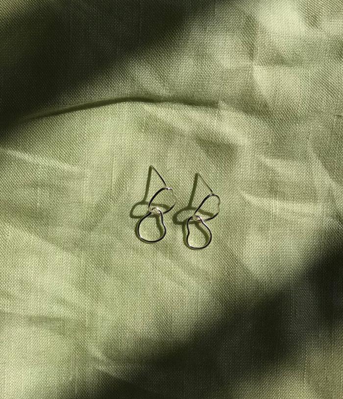 db0c56a05 ADA HODGSON – Mini Odd Bunch Stud Earrings | Institute of Modern Art